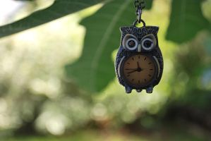 The Bokeh Owl by TallulahPrewett
