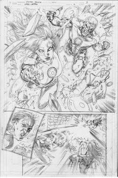 GreenLantern#12 page#03 by pansica