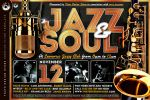 Jazz and Soul Flyer Template by Thats-Design