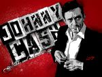 Johnny Cash by Bokula