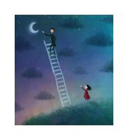 Daddy, Bring Me The Moon by pesare