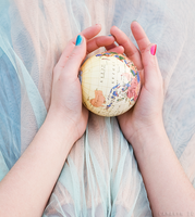 The World is in Your Hands by Camaryn