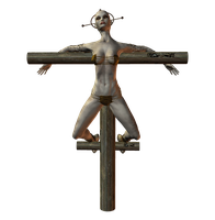 Crucify 005 by Selficide-Stock