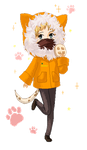 Pixelated Kenny by arisu666