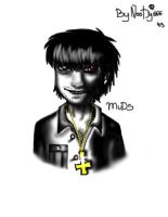 MURDOC IN REAL STILE by noody666