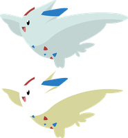 Vector - Togekiss by TaerkEX