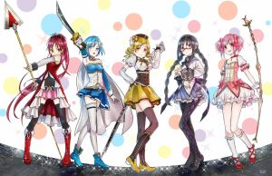 puella magi holy quintet by BOMHAT