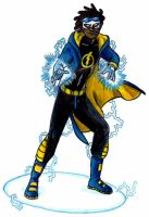 Static Shock by Mbecks14