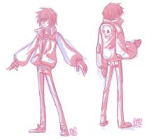 PJATO Concept Design: Nico di Angelo by lazy-perfs