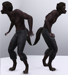 Werewolf (Sims 3) by CamKitty2