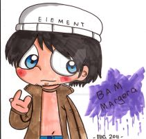 Bam Margera by Violent-Rainbow