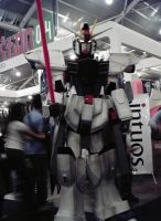 Freedom Gundam - 2 of 3 by Clivelee