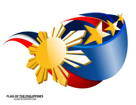 Flag of the Philippines by jsonn