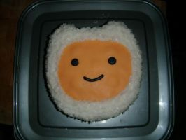 .:fin cake:. by nes-chick