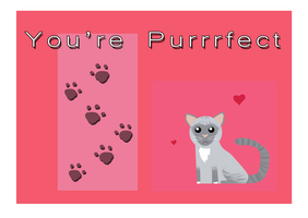 You're Purrrfect! by Astralseed