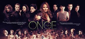 Once Upon A Time - Promotional Poster by emreunayli