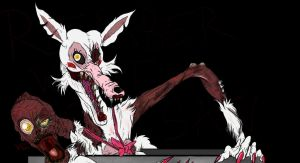 The Mangle by ARTooper024