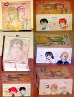 Yowamushi Pedal Treasure Box by Otai