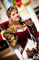 CBF - Princess Zelda by bekalou-cosplay