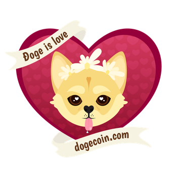 Doge is Love by Faikie