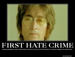 Hate crime against Humanism by Flaherty56