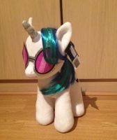 Vinyl Scratch Teddy by extraphotos