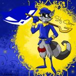 Sly Cooper by peanutfilbert