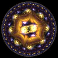 Fractal Coin_65 by BrotherNumsi