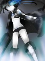 Black Rock Shooter~ by Maeveycorn360