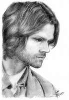 Sam Winchester by Gloria-san