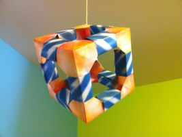 20-piece cube by Awgold