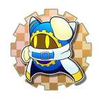 Sticker Magolor by riodile