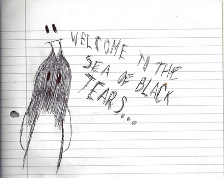 The Sea of Black Tears by alex16021980