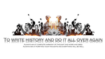 Through Out History ConCept by DeepPoet