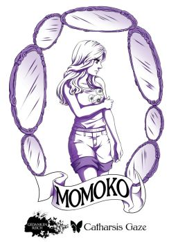 Momoko - Commission for GedankenReich by CatharsisGaze