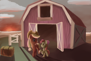AJ and AB by khyperia