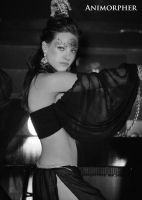 Belly Dancer Kristen Stewart Manip by Caiteexx