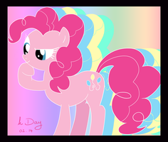 Deep Thought Pinkie Pie by hllday