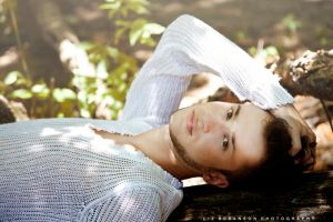 In the shade by LIZZYBPHOTOGRAPHY