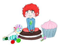Candies by chibi-beel
