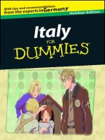 APH - Italy for Dummies by koosei