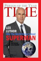 Billy Zane as Lex Luthor by poumap