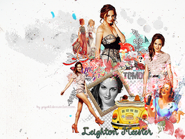 Leighton Meester 3 by gagak3
