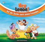Hey Lenon - Book Cover by Cathy86