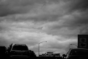 don't you just hate traffic? by chanmanthechinaman