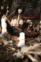 Soom Euclase- dark wood by Kuroi-Sora
