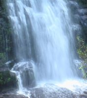 Waterfall off Great Ocean Road by addr010