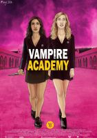 Vampire Academy Poster by may12324