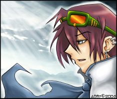 Goggles they do nothing by Gaara666