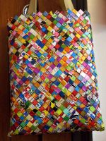 Crisps Wrappers Tote Bag by HuajunChen